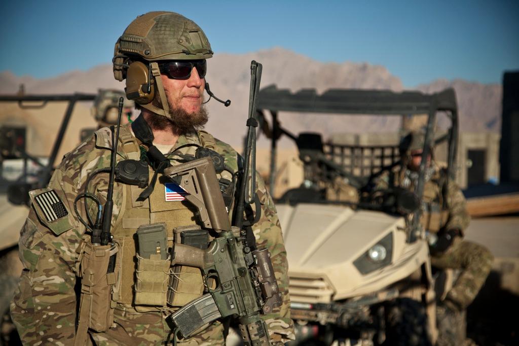 Delta Force Beard Delta Force Operator B...